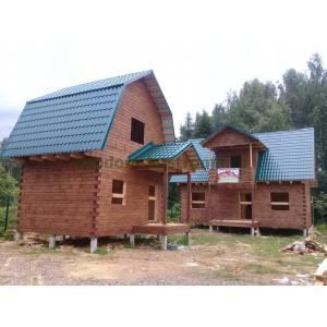 Дома из бруса лучшее решение строительства