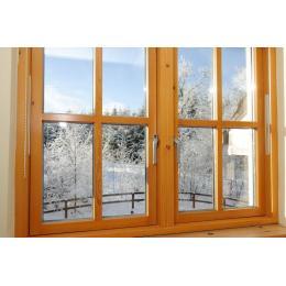 Уход за деревянными окнами
