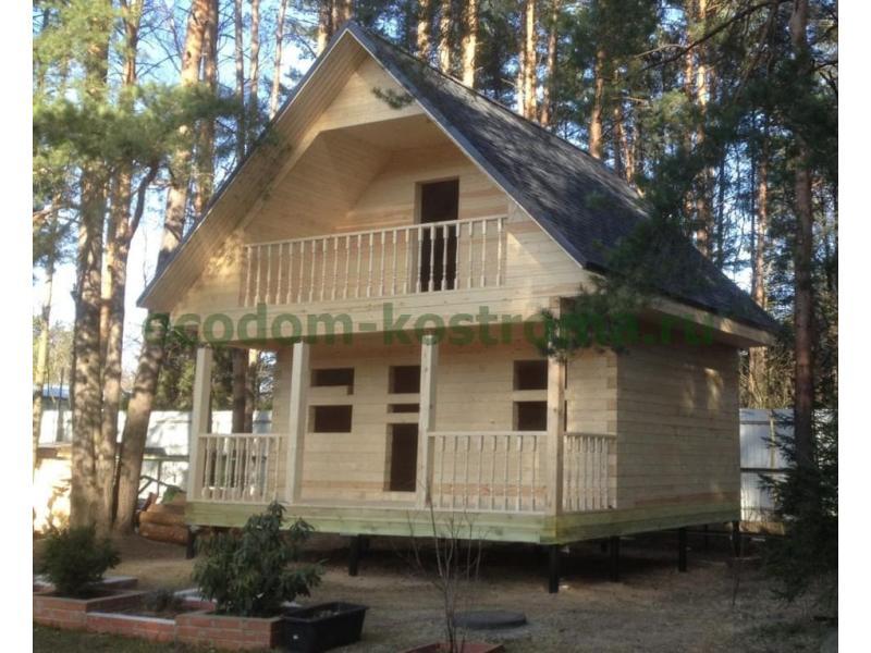 Дома из Костромы