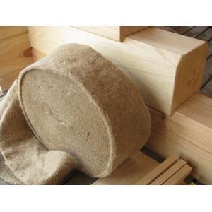 3 современных межвенцовых утеплителя для деревянного дома