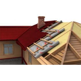 Как утеплять крышу дома