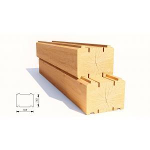Строим дома из бруса без трещин