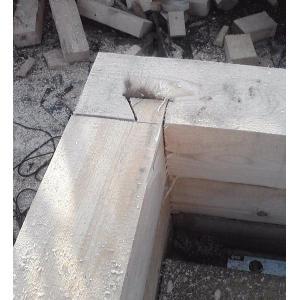 Тёплый угол технология строительства дома из бруса