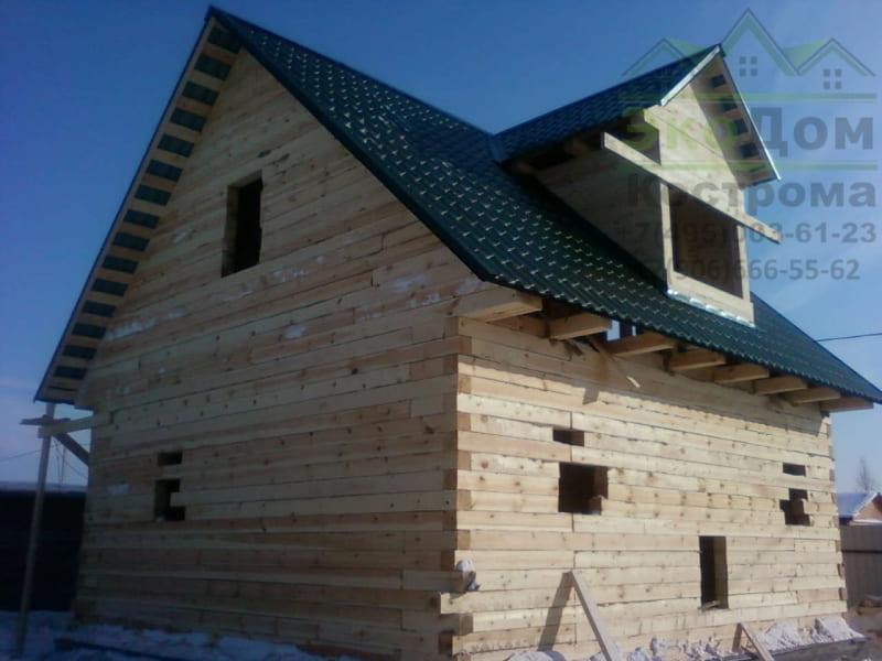 Дом из бруса Владимирская область г. Киржач