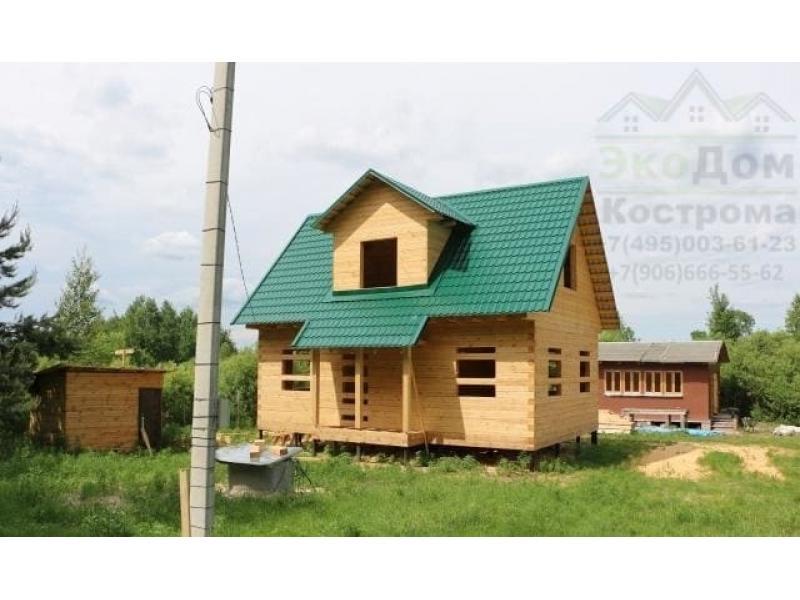 Дом из бруса Рязанская область