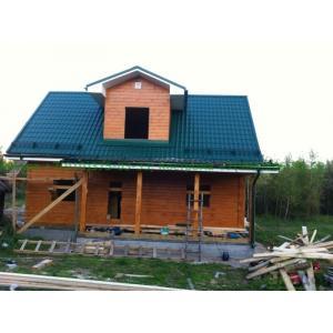 Дом из бруса Орехово-Зуевский р-он, Московская область с. Чистое Северное