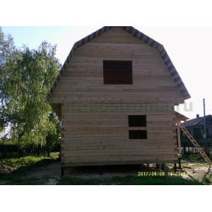 Дом из бруса в Костромской области город Кадый
