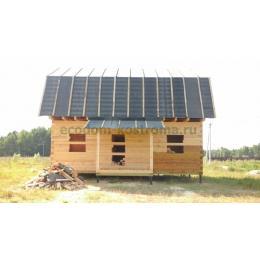 Дом из бруса в Нижегородской области