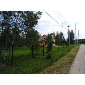 Дом из обрезного бруса 150х150 Серпуховский городской округ Московская область июнь 2020