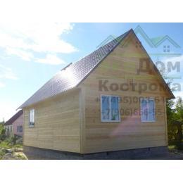 Дом из бруса Калужская область г. Обнинск