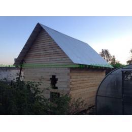 Дом из бруса Костромская область д. Никольское