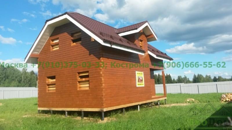 Дом из бруса Истринский р-он, Московская область