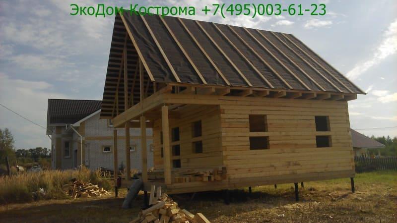 Дом из бруса Нижний Новгород